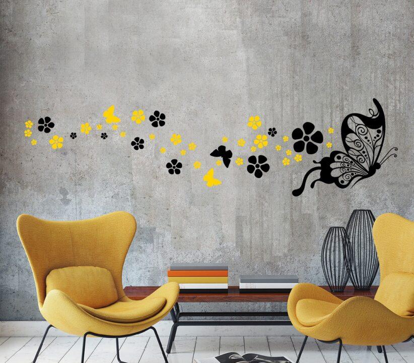 Leptiri u Vašem domu i njihov značaj prema Feng shui-ju