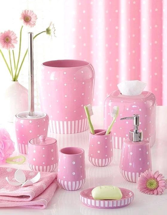 Pink detalji, spoj nežnosti i elegancije