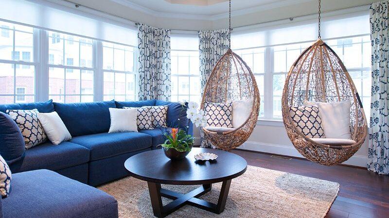 Gnezdo ljuljaška u Vašem domu